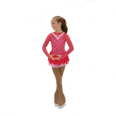 Jerry/'s Figure Skating Dress 124 Rubina Dress